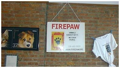 FIREPAW interior-tshirt stamp brick
