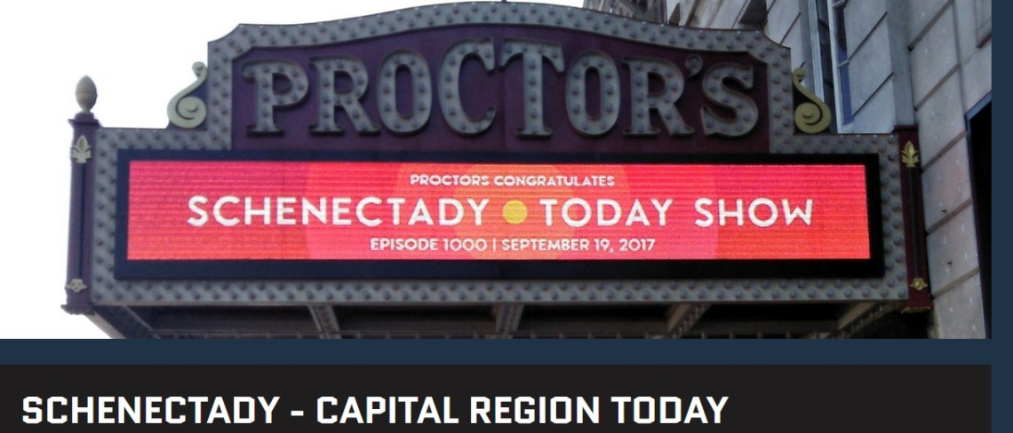SCHENECTADAY TODAY SHOW PROTORS SIGNAGE-FP